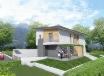 Vendita Villa bifamiliare a Alzano Lombardo